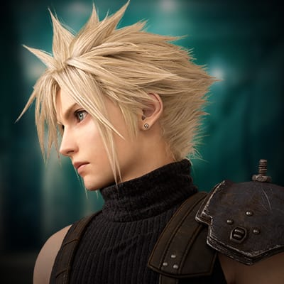 Final Fantasy VII Remake Cloud (1)
