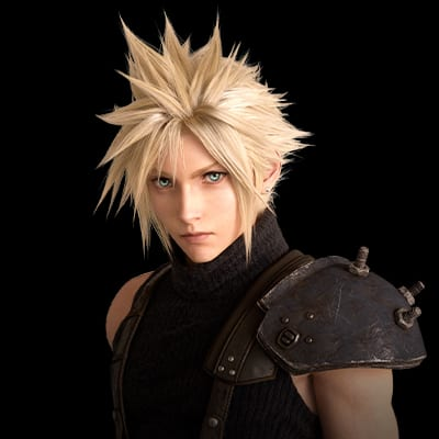 Final Fantasy VII Remake Cloud (4)