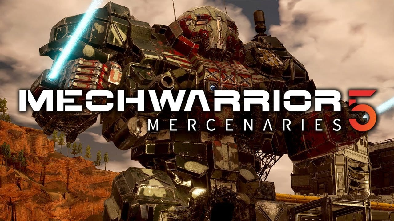 MechWarrior 5: Mercenaries Introduced for Xbox Collection X/S & Xbox One; Coming Spring 2021 With Steam & Extra 1