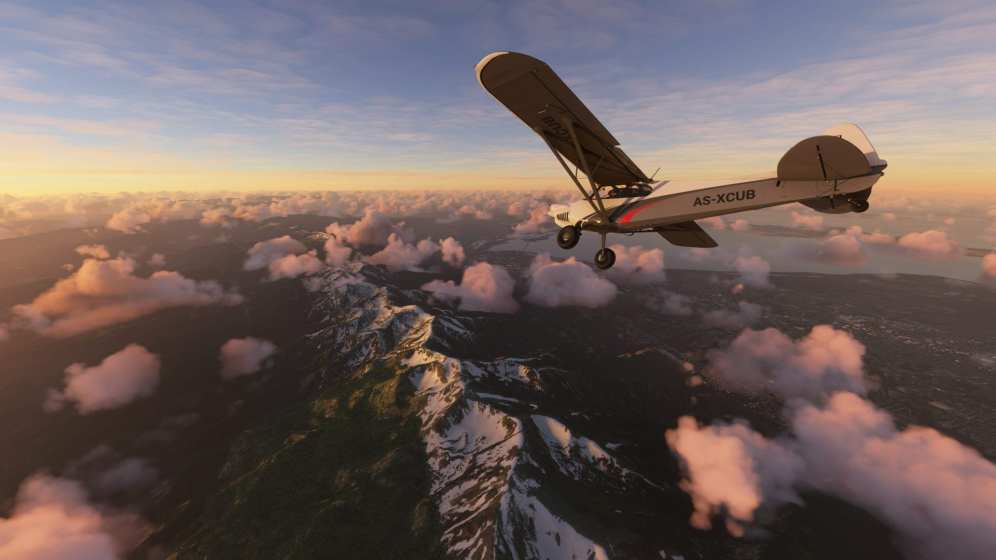 Microsoft Flight Simulator (5)