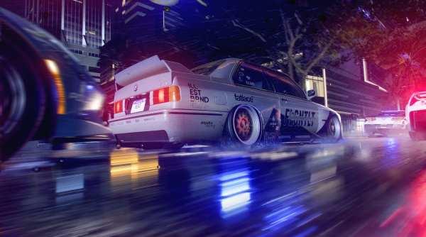 Need for Speed Heat Night