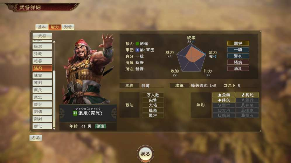 Romance of the Three Kingdoms XIV (15)