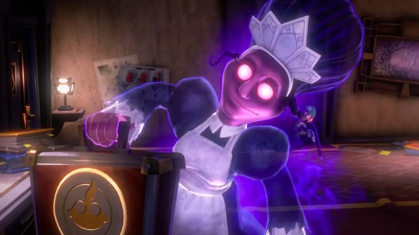 Ranking All of the Bosses in Luigi's Mansion 3 Based on Occupation, ghosts