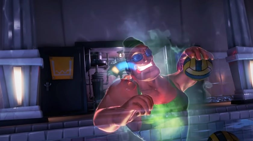 Johnny Deepend, bosses, ranked, Luigi's Mansion 3, ghost