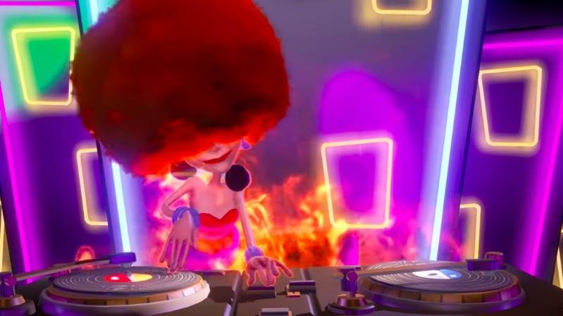 DJ Phantasmagloria, Luigi's Mansion 3, ghost