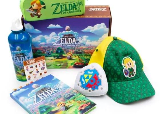 Link's Awakening holiday gift guide