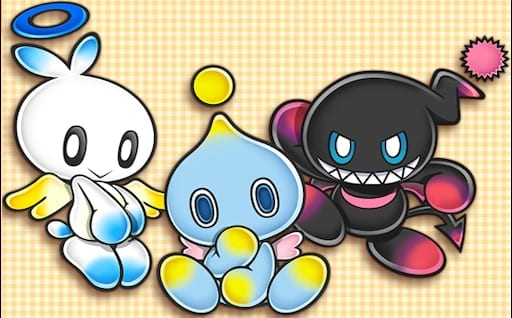 Chao, Sonic the Hedgehog, Video Game Characters That Are Just as Cute as Baby Yoda