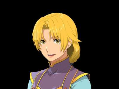 Star Ocean First Depature R_Character Artwork_Ilia