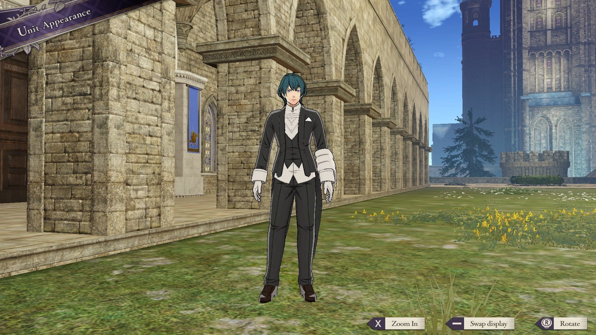 Fire Emblem Three Houses DLC Wave 3