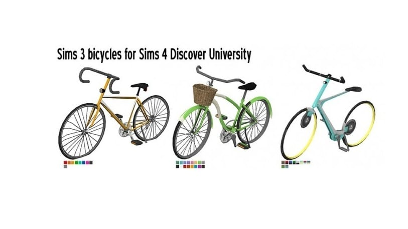 mods, Sims 4 Discover University