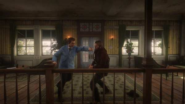 fight club, red dead redemption 2, mods