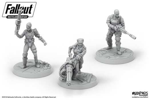 Modiphius Entertainment Fallout: Wasteland Warfare