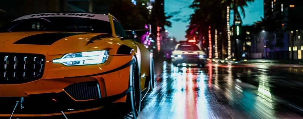 how to play need for speed heat early