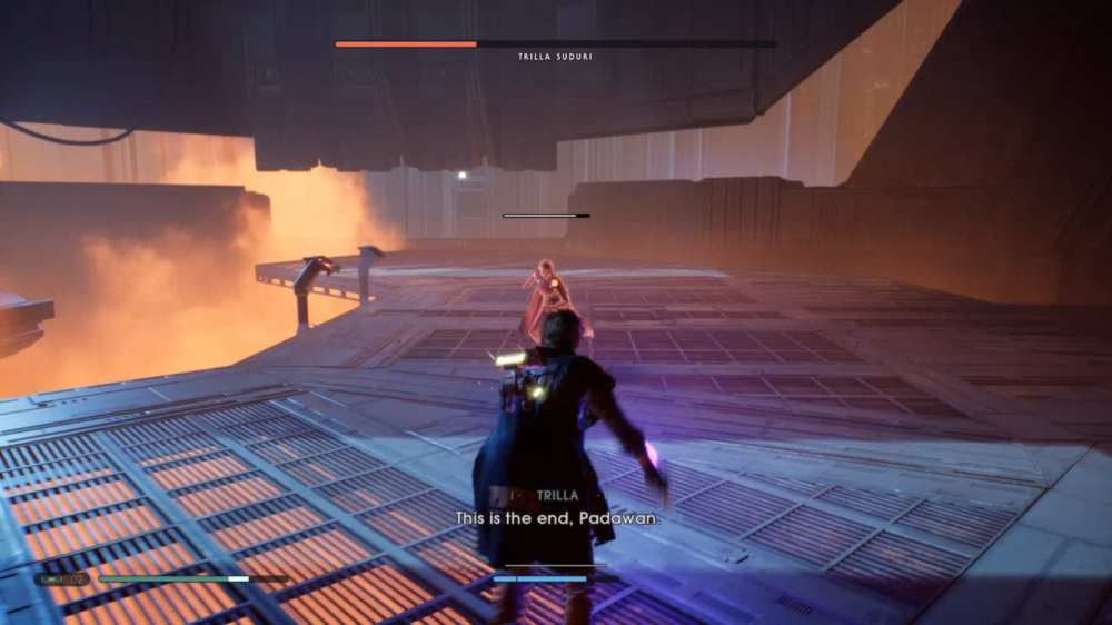 star wars jedi fallen order trilla final boss fight