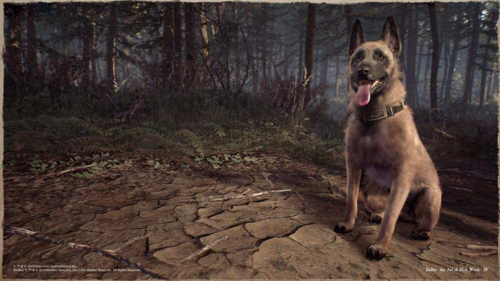 best doggos in video games 2019