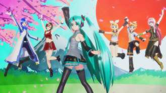 Hatsune Miku Project DIVA Mega Mix (12)