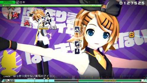 Hatsune Miku Project DIVA Mega Mix (5)