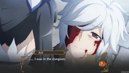 Is It Wrong To Try To Pick Up Girls In A Dungeon (6)