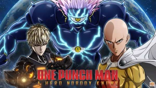 anime games, 2020, look out for, one punch man