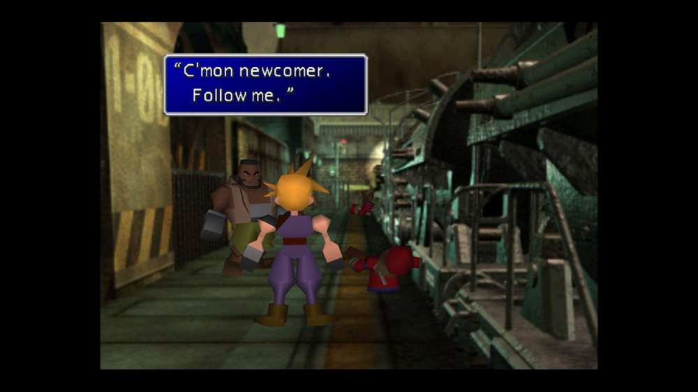 final fantasy vii, best ps1 games you can play omg ps4 right now to celebrate the anniversary, Cloud