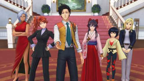Project Sakura Wars (7)