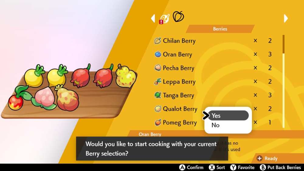 Charizard class curry in Pokemon Sword and Shield