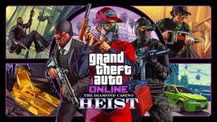 GTA online, diamond, heist