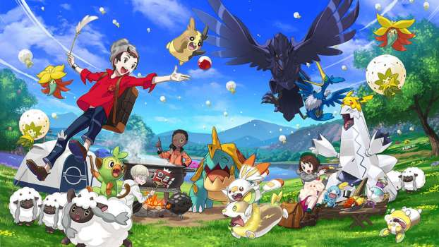 23: Pokemon Sword & Shield