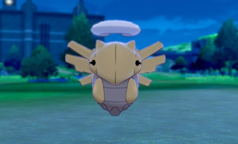 Pokemon Sword Shedinja