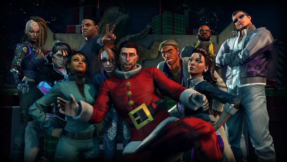 8 Games to Get You Into the Christmas Spirit