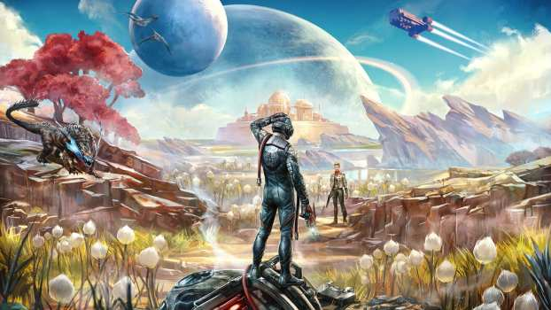 3: The Outer Worlds