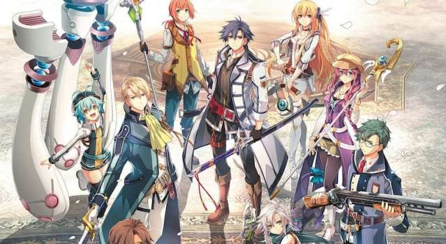 17: The Legend of Heroes: Trails of Cold Steel III