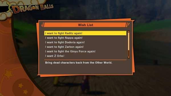 dragon ball z kararot, dragon balls