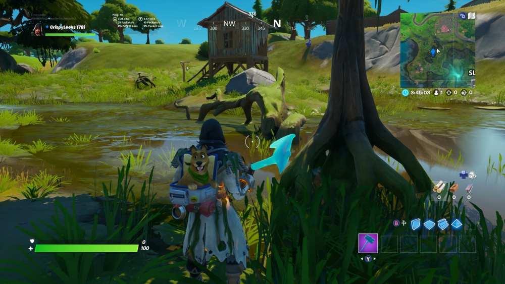Fortnite hidden gnome lodjam woodworks