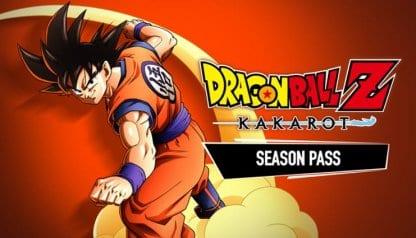 Pase de temporada de Dragon Ball Z Kakarotto
