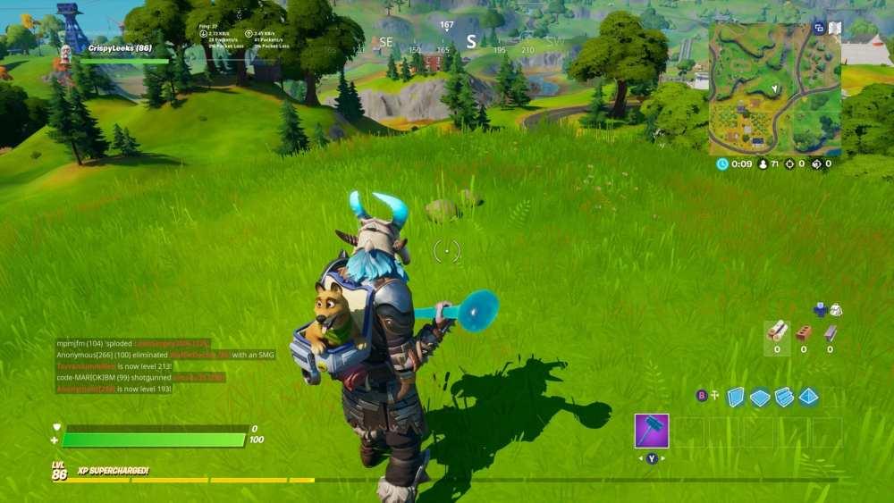 Fortnite Hidden Gnome Location