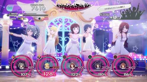 The Idolmaster: Starlit Stage