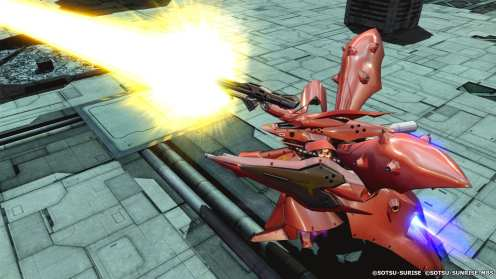 Mobile Suit Gundam Extreme VS. Maxiboost ON (6)