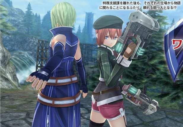 The Legend of Heroes Hajimari no Kiseki (15)