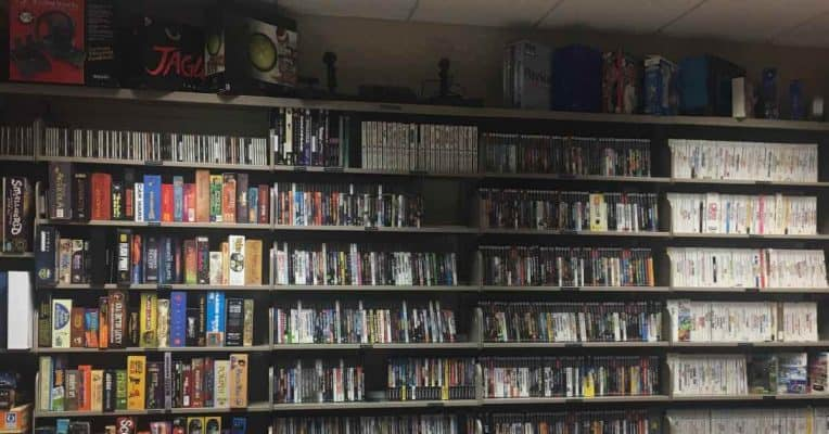 library, university of michigan, rent, borrow, video game archive