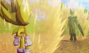 dragon ball z kakarot, super sonic, mod, pc,