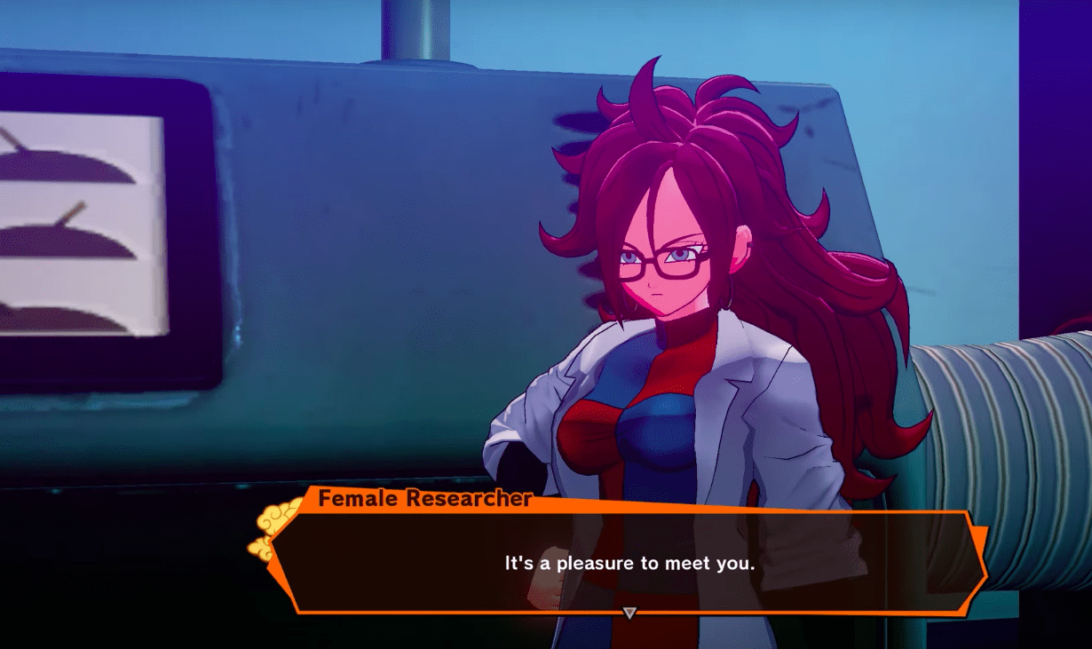Dragon Ball Z Kakarot Where To Find Android 21 Secret Training