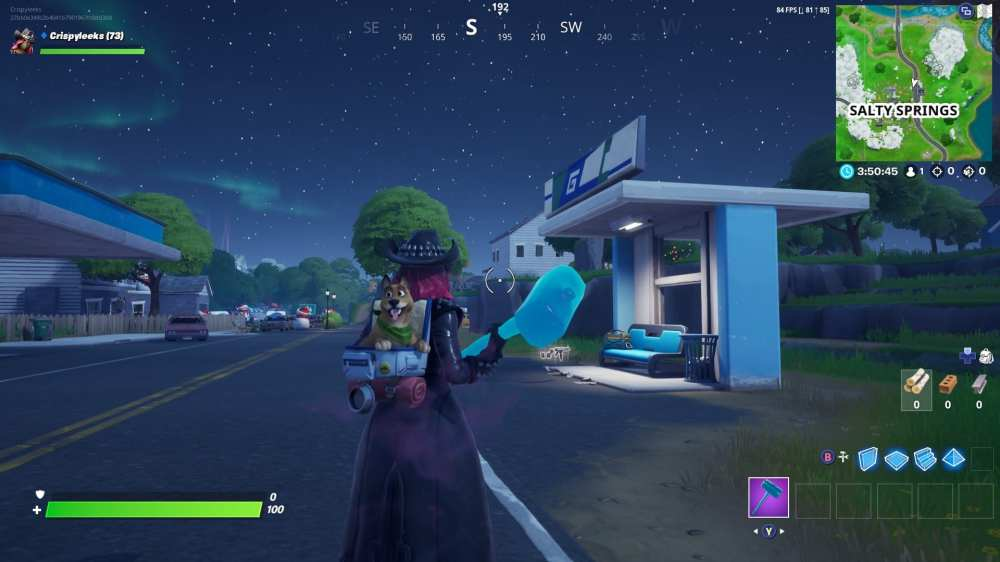 where to visit bus stops in a single match in fortnite