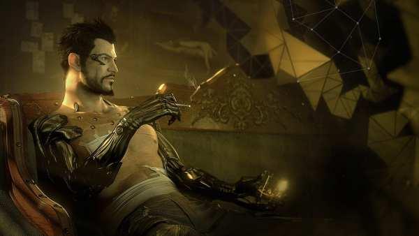 cyberpunk, games, deus ex