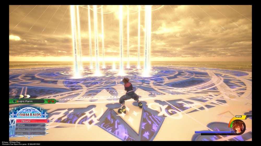 Kingdom Hearts 3 Xehanort Secret Boss