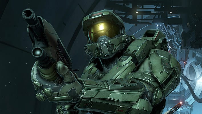 master chief halo, the game awards, fortnite