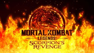 mortal kombat legends, scorpion's revenge