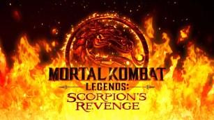 mortal kombat legends, scorpion's revenge