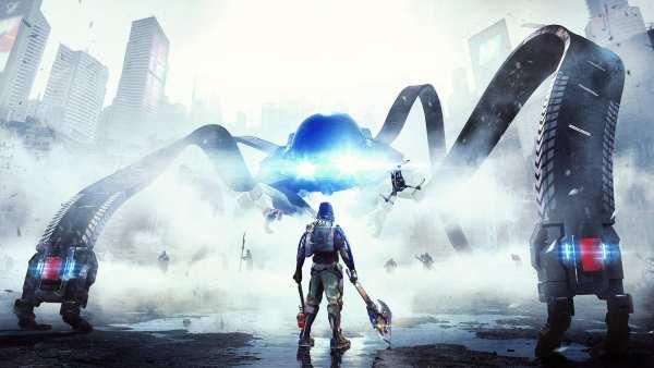 cyberpunk, games, the surge 2