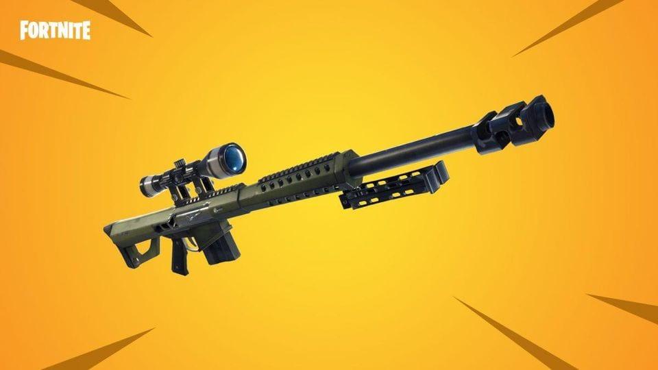 Fortnite Heavy Sniper